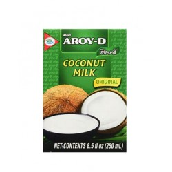 Coconut Milk Original 250 ml (Aroy-D)
