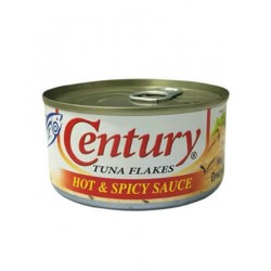 Tuna Flakes Hot & Spicy 180g. (Century)