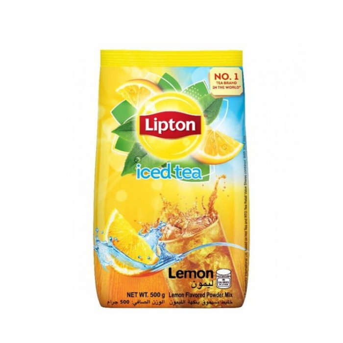 Iced Tea Powder Lemon Flavor 500g. (Lipton)