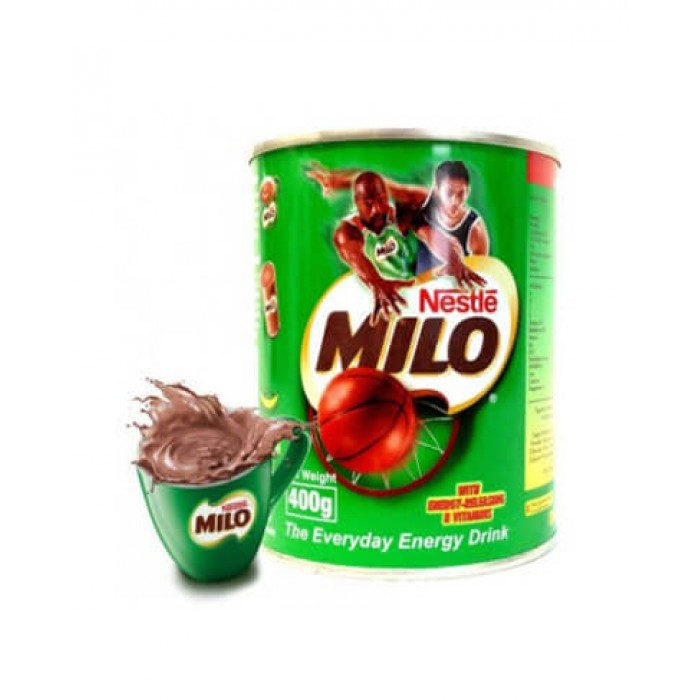 Milo Chocolate Powder 400g. (Nestle)