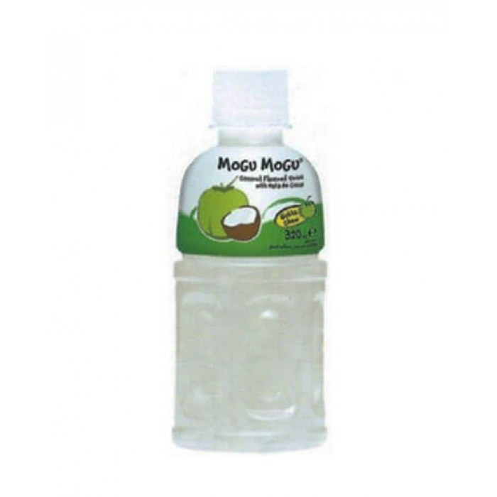 Mogu Mogu Coconut w/ Nata De Coco Drinks 320mls