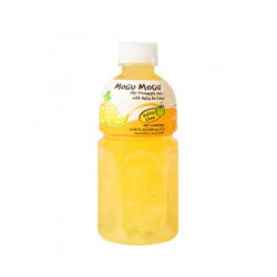 Mogu Mogu Pineapple w/ Nata De Coco Drinks 320mls