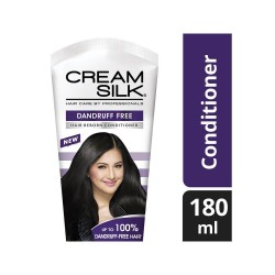 Conditioner - Dandruff Free (Purple) 180ml. (Creamsilk)
