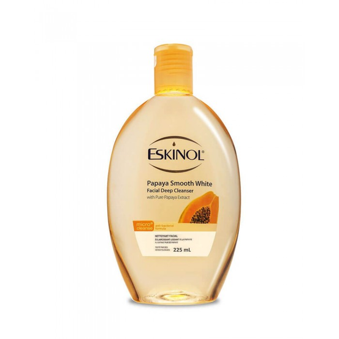 Eskinol Papaya Smooth White Facial Deep 225ml