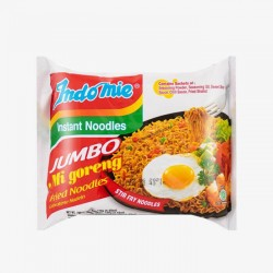 Jumbo Fried Noodles (Mi Goreng) 129g. (Indomie)