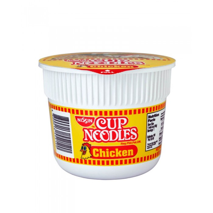 Cup Noodle Mini Chicken Flavor 40g. (Nissin)