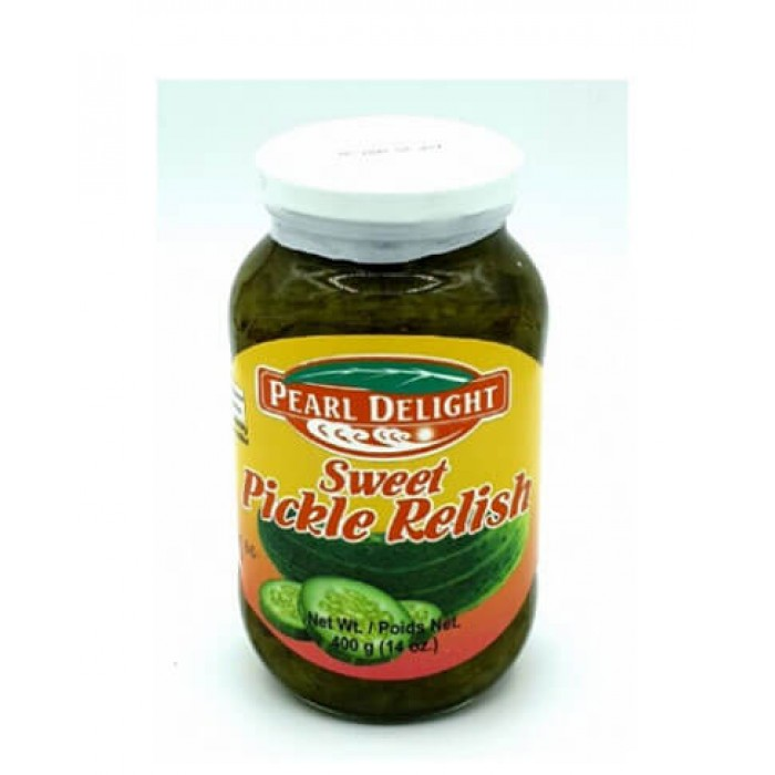 Sweet Pickle Relish 400g. (Pearl Delight)