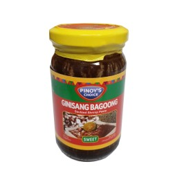 Ginisang Bagoong (Sweet) Sauteed Shrimp Paste 250g.