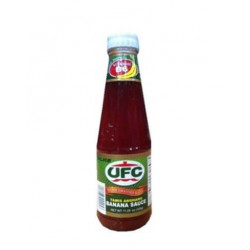 Banana Ketchup Regular 320g. (UFC)