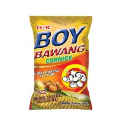 Boy Bawang Chili Cheese 100g