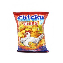 Chicky Chips 100g. (Newton)
