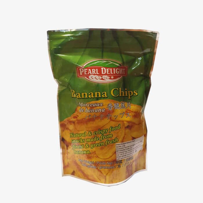 Banana Chips 150g. (Pearl Delight)