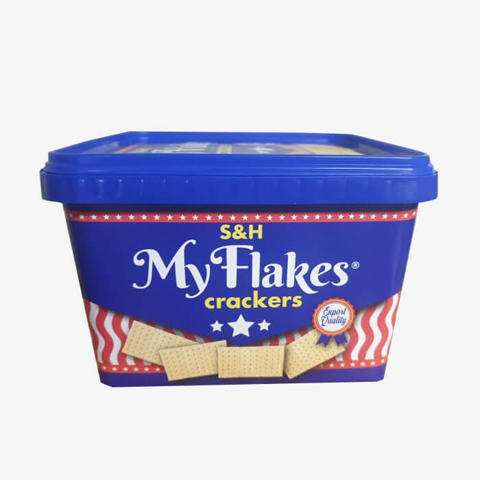 My Flakes Crackers 850g