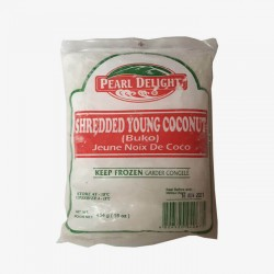 Shredded Young Coconut 454g. (Pearl Delight)
